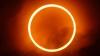 Vezi cine a putut urmări prima eclipsă inelară de soare din 2014 (VIDEO)