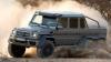 (VIDEO) Un Mercedes-Benz G63 a rămas blocat pe o plajă de nisip în Kuwait
