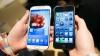 Samsung Galaxy S5 şi Galaxy S4: Care este mai rezistent la impactul cu betonul (VIDEO)