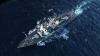 Distrugătorul american USS Doland Cook a ajuns în portul Constanţa