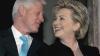 Bill Clinton şi soţia sa Hillary vor deveni bunici pentru prima oară