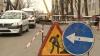 Ambuteiaje şi nervi pe strada Bulgară! Lucrările de defrişare şi curăţare a arborilor le-au dat bătăi de cap şoferilor