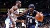 Memphis Grizzlies au fost zdrobiţi de Oklahoma City Thunder pe teren propriu