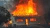 Incendiu în raionul Leova! Un tânăr a murit într-o casă cuprinsă de flăcări