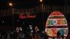 """Chişinăul """"îmbracă"""" haine de sărbătoare. În centrul capitalei vor fi aprinse luminile de Paşti şi va fi organizat un concert"""