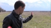 Surpriză pentru un fermier din Osetia de Nord. Bărbatul s-a îngrozit când a văzut ce i-a apărut pe terenul agricol (VIDEO)