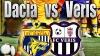 Dacia-Veris, derby-ul etapei a 29-a din Divizia Naţională