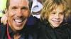 Diego Simeone şi fiul său mai mic au făcut spectacol la antrenamentul lui Atletico Madrid (VIDEO)