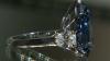 Cel mai mare diamant de culoarea azurului va fi scos la licitaţie
