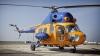 Ministerul Transporturilor a reparat un elicopter pentru a transporta rapid pacienţii din Moldova (GALERIE FOTO)