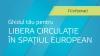 Nu ştii cum ajungi în UE? Află cum faci rost de broşura informativă care răspunde la toate întrebările despre Libera circulaţie în UE
