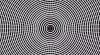 Iluzie optică: Ce se întâmplă dacă urmăreşti atent litera din mijlocul clipului (VIDEO)