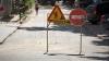 Drum surpat după reparaţii chiar în centrul Chişinăului (VIDEO)