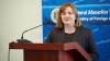 Ministrul Afacerilor Externe şi Integrării Europene, Natalia Gherman, pleacă într-o vizită în Malta