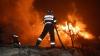 Incendiu în capitală! Mai multe vagoane au fost cuprinse de flăcări