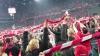 Nebunie la Koln! Zeci de mii de fani au sărbătorit succesul echipei favorite