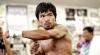 Manny Pacquiao îl provoacă public pe Floyd Mayweather la o nouă luptă