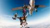 Salt demn de Cartea Recordurilor! 222 de paraşutişti vor să formeze un caleidoscop pe cer (VIDEO)