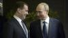Putin şi Medvedev şi-au triplat salariile. VEZI câte milioane vor câştiga preşedintele şi premierul Rusiei