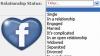 Cum îţi poţi schimba statusul relaţiei pe Facebook fără să afle nimeni (FOTO)