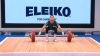 Sergiu Cechir aduce acasă două medalii de bronz şi una de argint de la Campionatul European de haltere