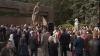 Nostalgicii vremurilor comuniste l-au comemorat pe Vladimir Lenin la Chişinău şi Bălţi (VIDEO)