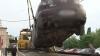 O femeie din Chişinău a rămas fără maşină din cauza datoriilor la căldură (VIDEO)