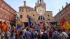 Veneţia vrea să divorţeze de Roma. Poliţia italiană arestează 24 de separatişti