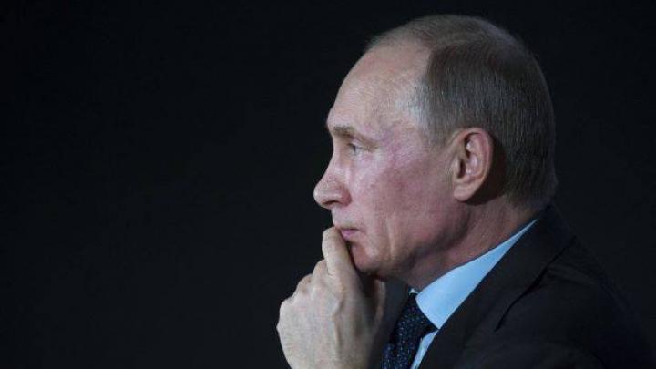 """Miting la Kerci! Reprezentanţii partidului """"Rusia Unită"""" propun ca oraşul Simferopol să fie redenumit în """"Putin"""""""