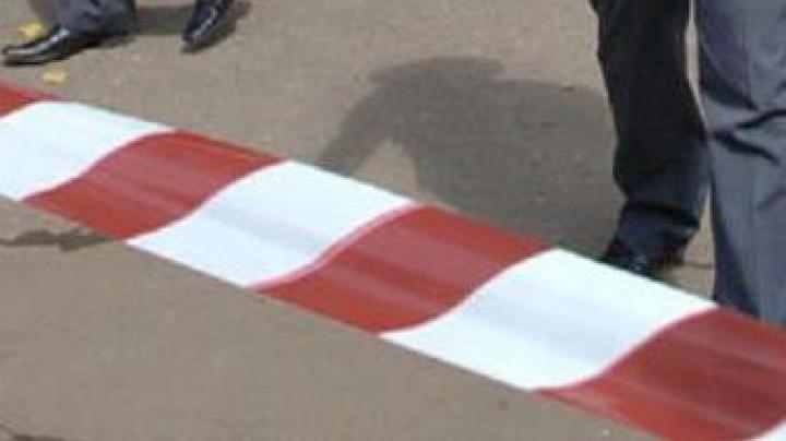ALERTĂ CU BOMBĂ la ambasada Ucrainei la Moscova
