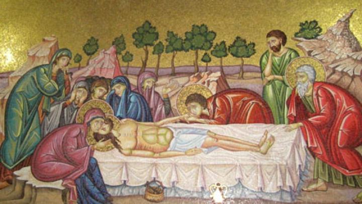 Credincioşii au marcat Joia Mare. La Ierusalim şi Vatican au fost oficializate slujbe
