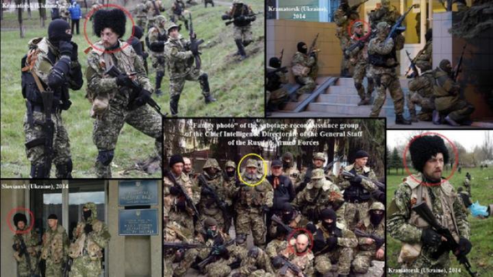 Adevăr sau Minciună? Kievul a prezentat dovezi că în estul Ucrainei acţionează militari ruşi! (FOTO)
