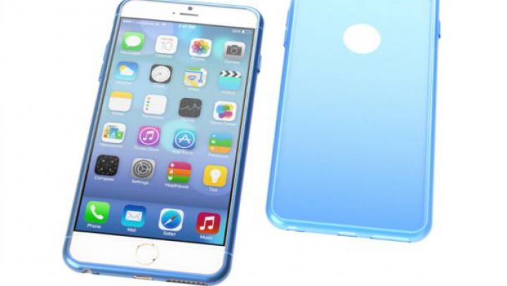 Aşa poate arăta iPhone 6. Un designer a creat telefonul în baza zvonurilor şi imaginilor (GALERIE FOTO)