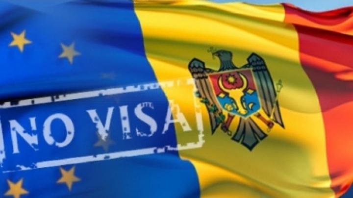 """Studenți, elevi și rude ale moldovenilor din diasporă vor marca evenimentul """"Fără vize în UE"""" la Atena"""