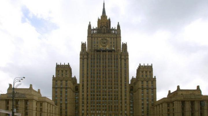 Rusia se declară îngrijorată de victimele din sud-estul Ucrainei