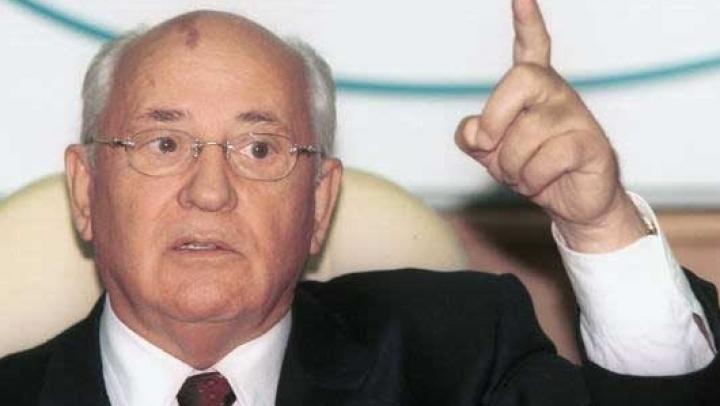 Reacţia lui Gorbaciov privind judecarea lui pentru destrămarea URSS