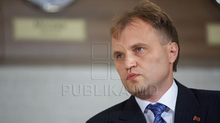 Şevciuk: Visul nostru este o republică transnistreană înfloritoare împreună cu Rusia