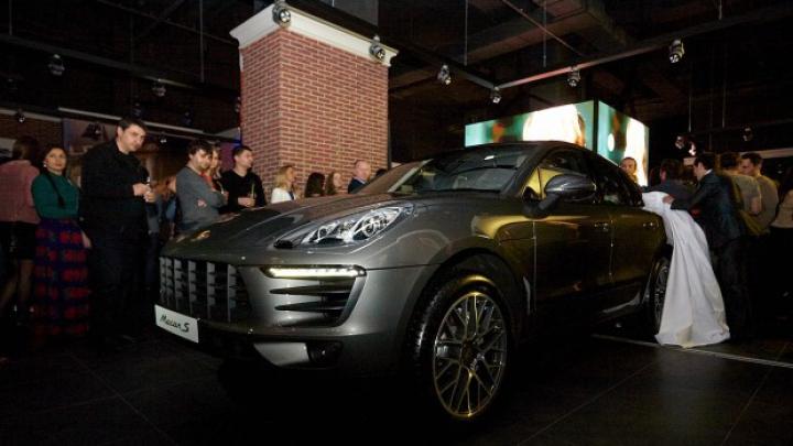 Noul Porsche Macan a fost lansat la Chişinău la primul Pop Up Store din Moldova (FOTO)