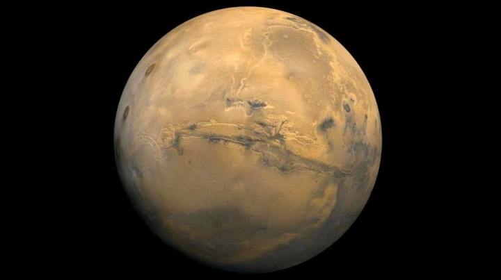 """NASA rupe tăcerea în privinţa """"punctului luminos"""" fotografiat de robotul Curiosity pe Marte"""