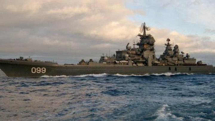 Răspunsul Rusiei la prezenţa militară americană în Marea Neagră