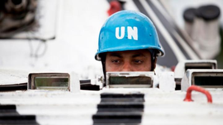 Kievul cere ajutorul trupelor ONU pentru a interveni în estul ţării