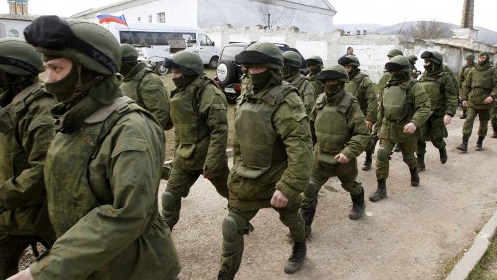 OFICIAL: Rusia lansează exerciţii militare la graniţa cu Ucraina