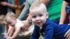 Premieră pentru Moldova. A fost organizată prima cursă de alergare pentru bebeluşi (VIDEO)