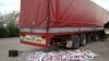 Un camion cu peste 12 milioane de ţigări din Chişinău, reţinut la vama Albiţa. REACŢIA Serviciului Vamal din Moldova