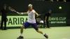 Radu Albot a părăsit competiţia de simplu a turneului din seria Challenger de la Heilbronn