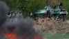 17 militanţi pro-ruşi şi-au pierdut viaţa aseară în confruntările din estul Ucrainei
