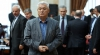 Vladimir Voronin este iarăşi păzit de bodyguarzi plătiţi de stat