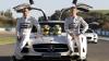 Hamilton şi Rosberg rămân principalii favoriţi în Marele Premiu al Spaniei