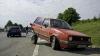 Dublu ghinion la Stăuceni: Un şofer a fost lovit de o maşină în timp ce îşi repara vehiculul propriu  (GALERIE FOTO)