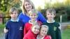 Creşte numărul de familii din Moldova care înfiază copii